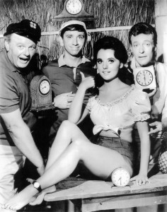 """It's never a three-hour tour!"" (Photo: Dawn Wells Facebook page)"