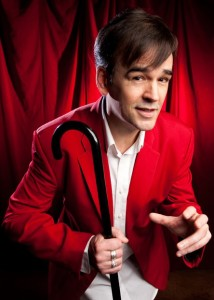 Tim Ferguson (Photo: Carry A Big Stick Facebook page)